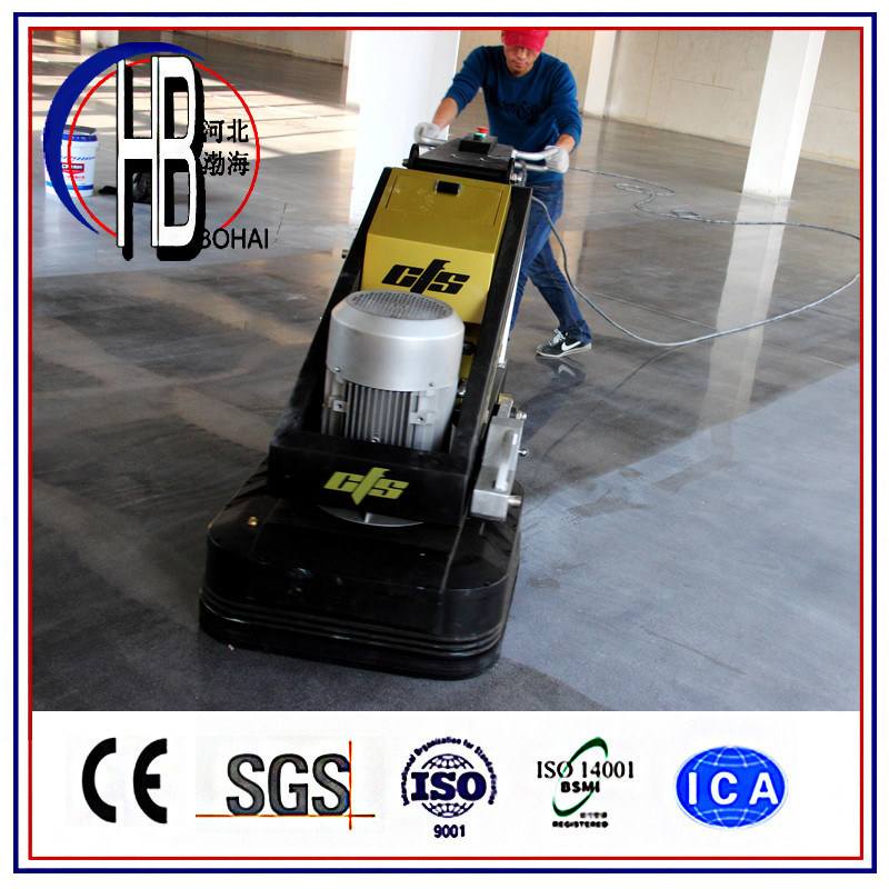 Hot Item Concrete Terrazzo Floor Tile Grinding Machine Terrazzo Tile Press Machine