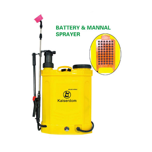 High Quality 20L Battery&Hand Sprayer (KD-20D-NP001)