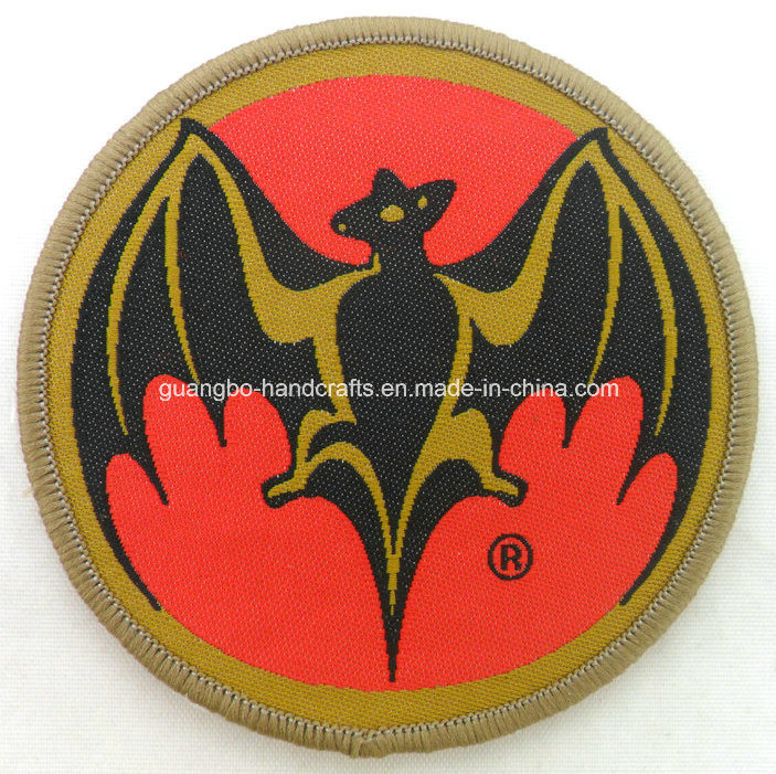New School Garment Woven Patches (WP-56) pictures & photos