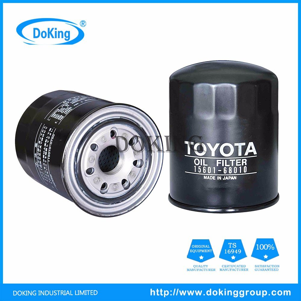 China High Quality Oil Filter 15601-68010 for Toyoyta - China 15601-68010  Filters, Automtive Filter