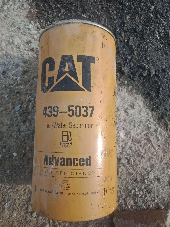 China Fuel Filter For Caterpillar Excavator Parts Mtu Engine Oil Baldwin Housing