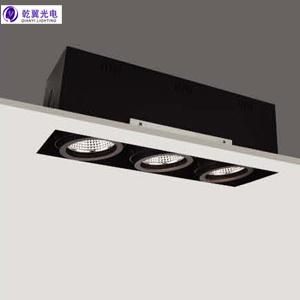 China trimless recessed cob led 315w square box down light qy trimless recessed cob led 315w square box down light qy 3b0125 aloadofball Choice Image