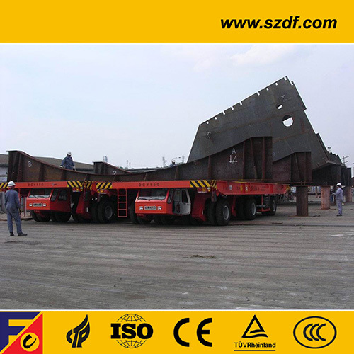 Dcy150 Self-Propelled Hydraulic Platform Transporters pictures & photos
