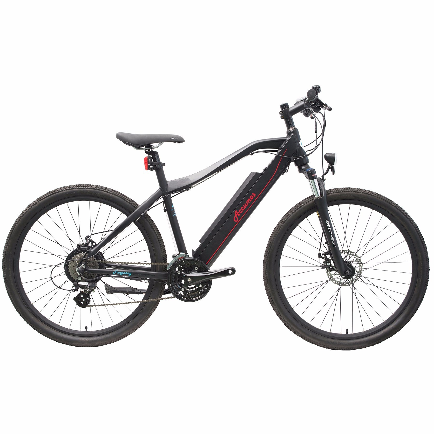 Bicycle 26inch Electric Mountain Bicylce 48vlithium Battery 500w Motor Smart Lcd Assist Bike Pas Ebike Aluminum Mountain Bike 50km Range Elegant In Smell
