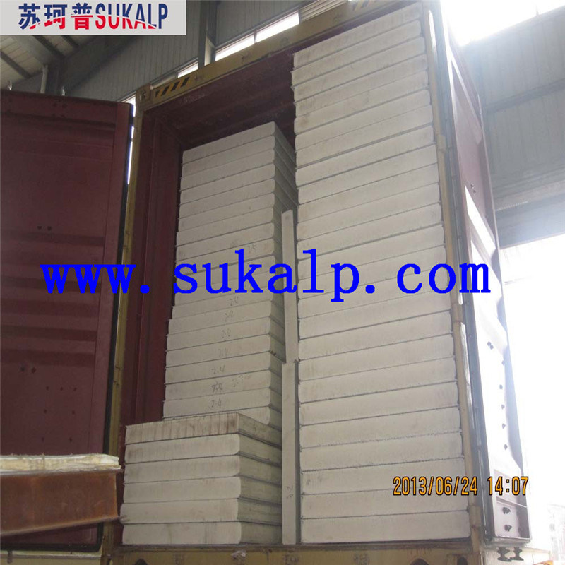 PU Foam Sandwich Panel pictures & photos