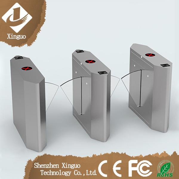 [Hot Item] Competitive Price Flap Gate Barriers Sensor Turnstile