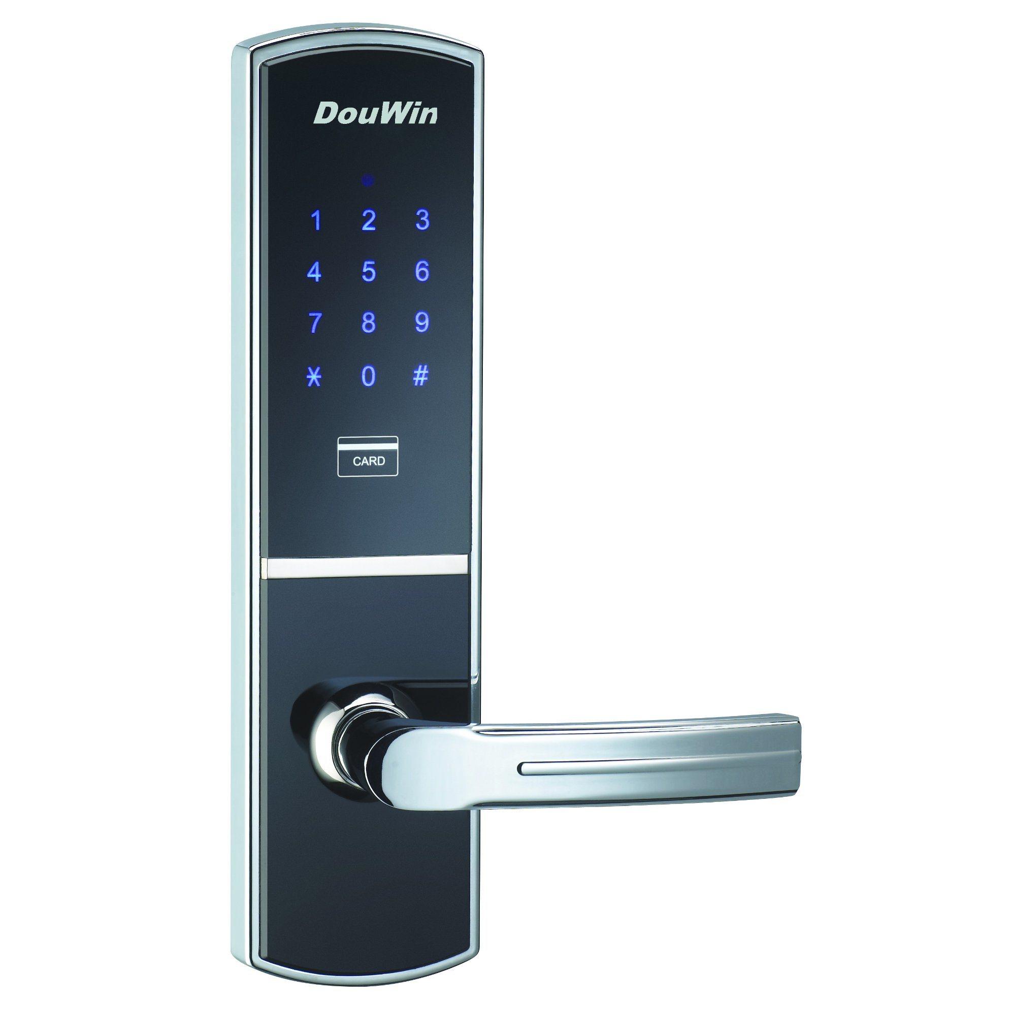 [Hot Item] Apartment Office Touch Screen Door Lock