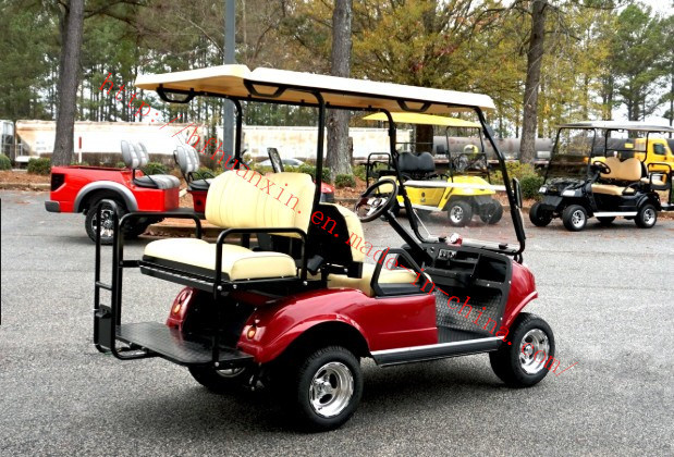 Street Legal Electric Carts >> China Eagle Cheap 4 Seater Ce Approved Street Legal Electric