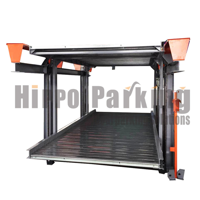 China Pit Parking Lifts Home Underground Space Saving Garage Lift System
