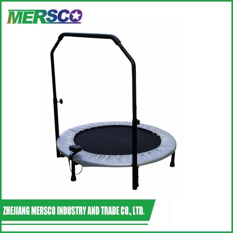 7b03c090d0b36 High Jump Fitness Gym Sport Round Bungee Indoor Mini Trampoline