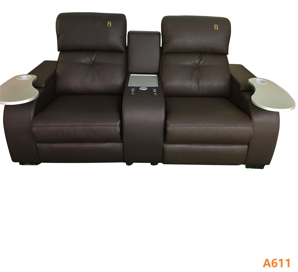 China High Quality Home Thearter Leather Recliner Sofa Chair ...