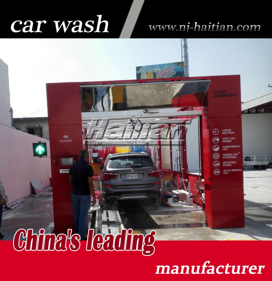 Quick Car Wash >> China Quick Car Wash System Automatic Tunnel Car Wash