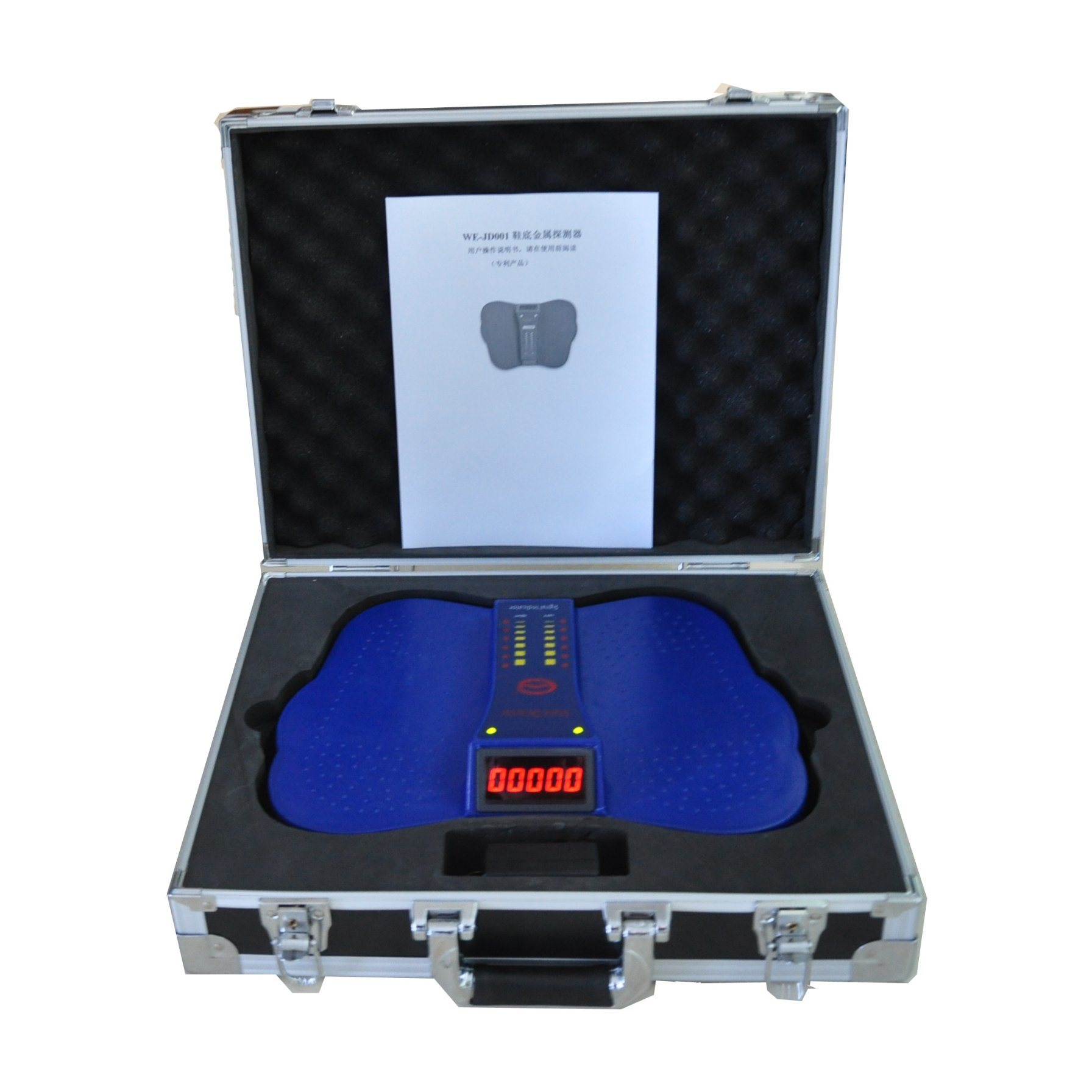 We-Jd001 Shoes Detector /Metal-Detecting /Magnetometer Screening pictures & photos