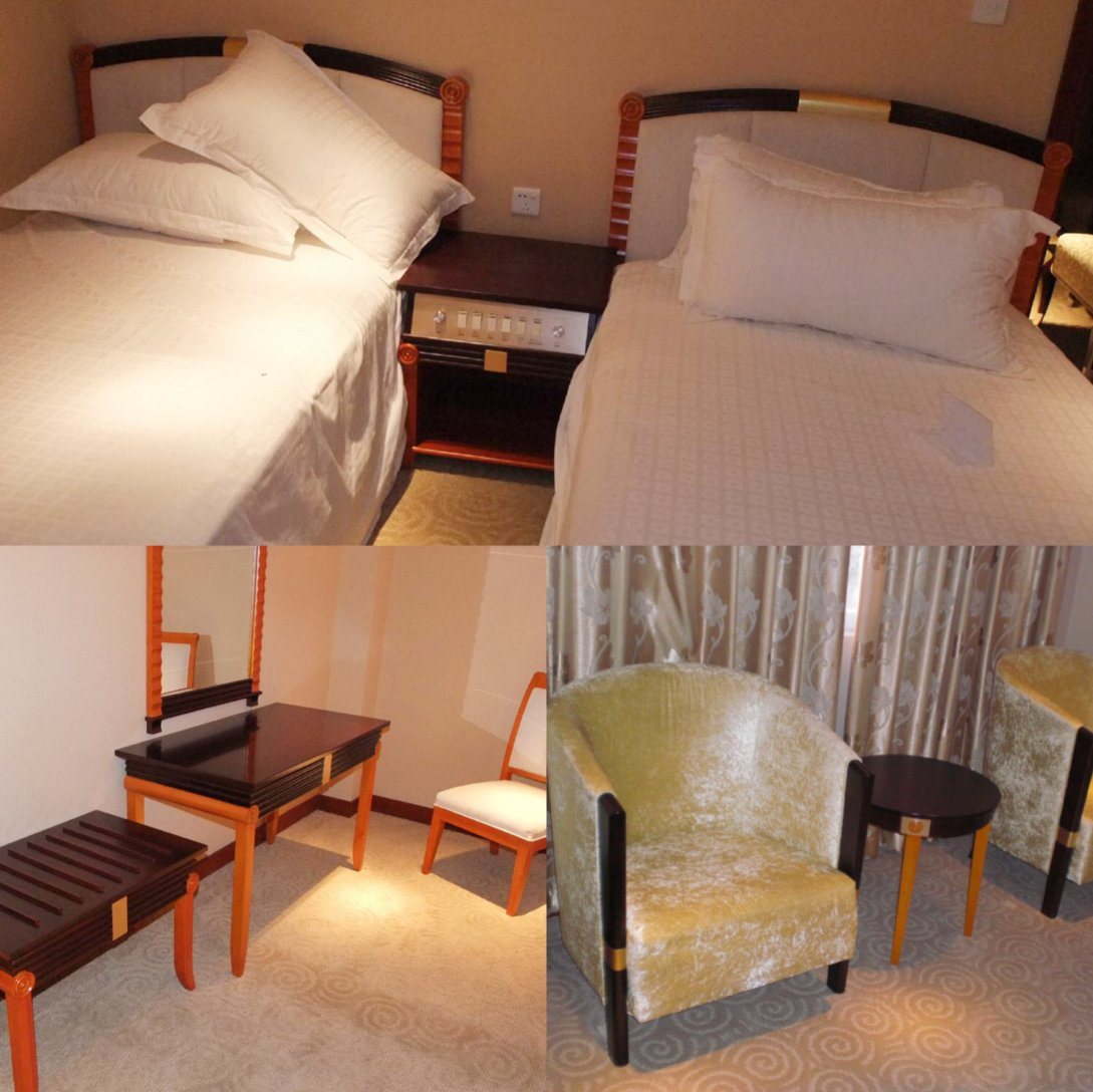 Hot Item Custom Made Contemporary Wooden Hotel Bedroom Sets For Hospitality Contract Furniture Nchb 5101020511
