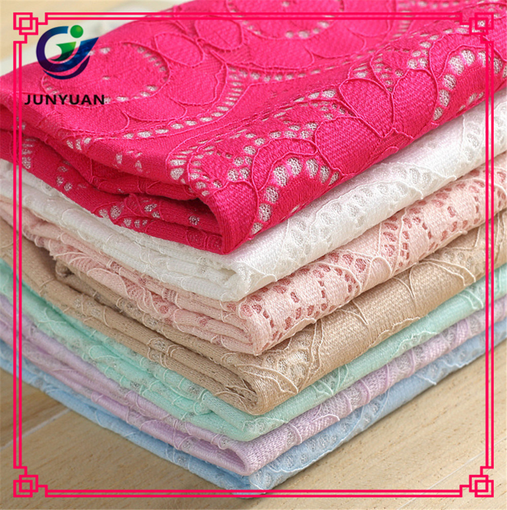 Textile Fabric Design Good Quality Lace