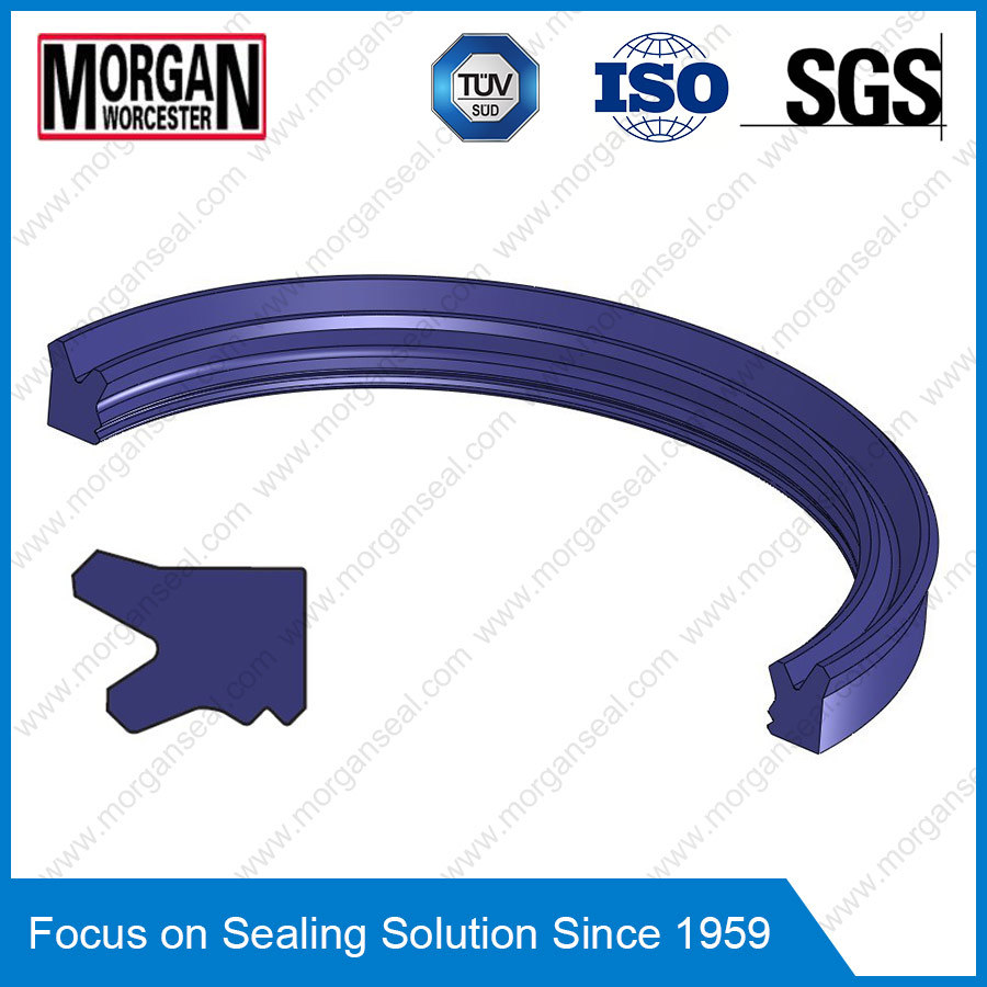 Ru3/B3/BS Series High Pressure PU Material Hydraulic Rod Seals