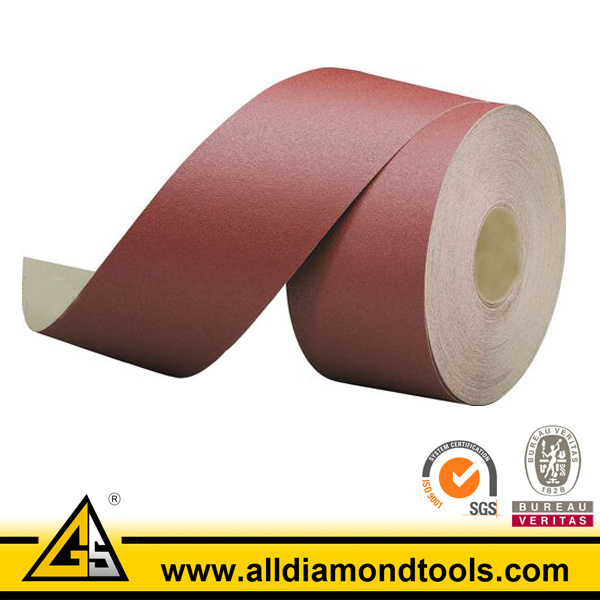 400# Abrasive Sanding Roll for Sanding Metal and Wood pictures & photos