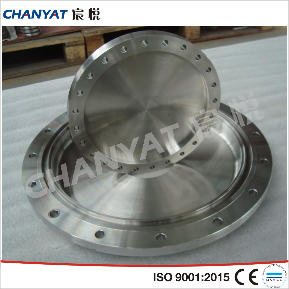 API6a Carbon Steel Blind Flange A350 (LF2, LF3, FL6, LF9) pictures & photos