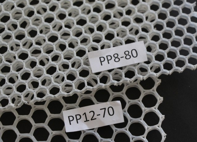 Light Weight Stiffness Strength PP Honeycomb Sheet