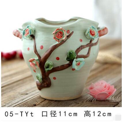 Home and Garden Decoration Glazed Ceramic Flower Pots for Sale  sc 1 st  Quanzhou Hogao Arts and Crafts Co. Ltd. & China Home and Garden Decoration Glazed Ceramic Flower Pots for Sale ...
