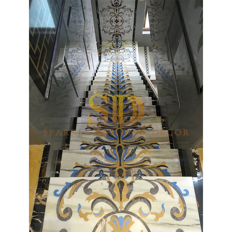 High Cl Stair Decoration Custom Made