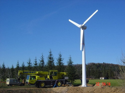 china 20kw wind turbine generator photos pictures made in. Black Bedroom Furniture Sets. Home Design Ideas