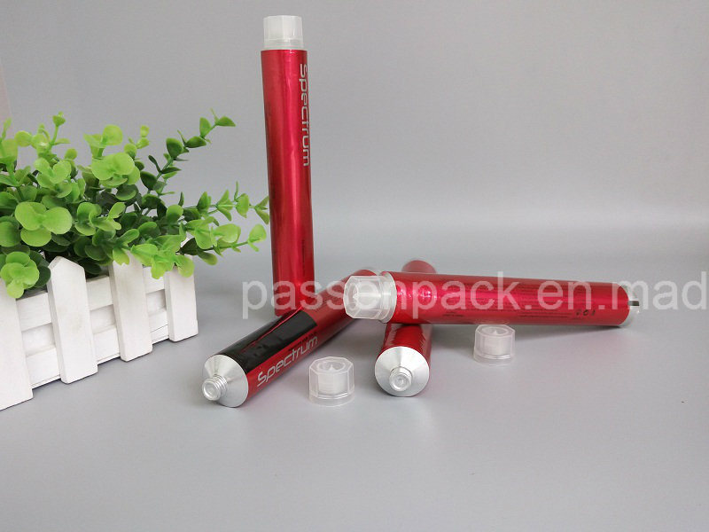China Aluminum Packaging Tube For Hair Color Products Ppc At 008