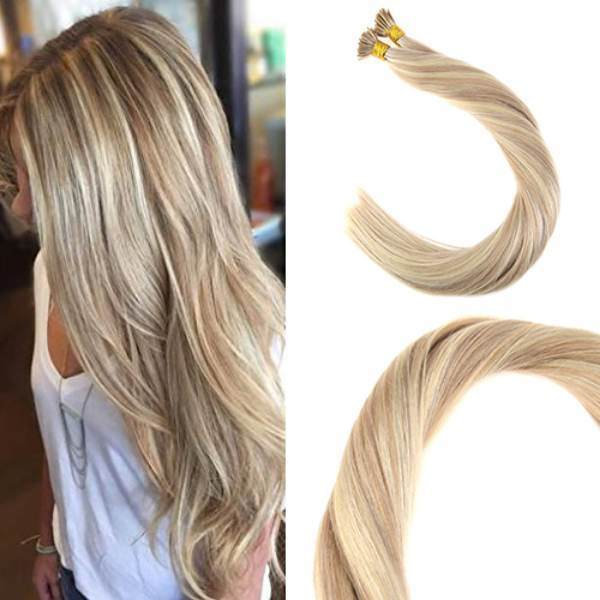 China Cheap Price High Quality Beautiful Hair Extension I Tip
