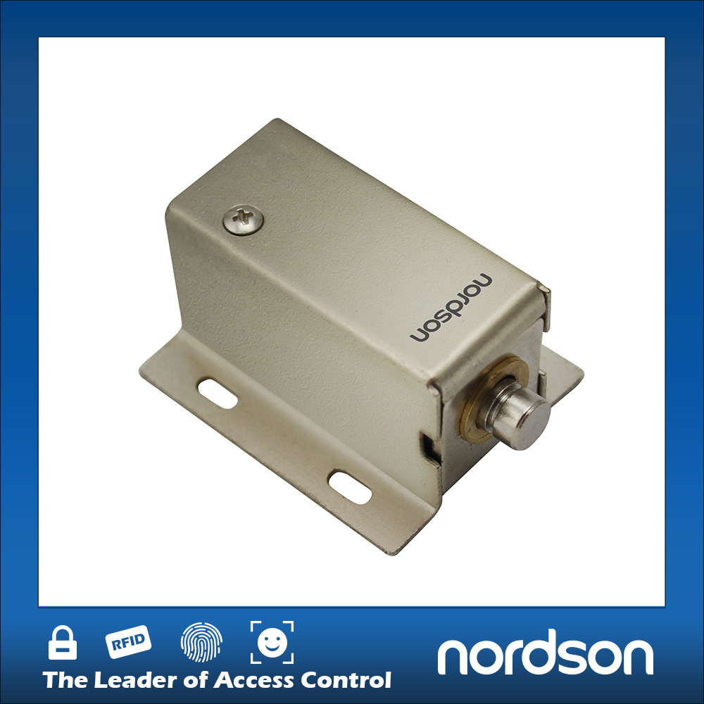China Metal All Copper Coil Electric Bolt Lock Cabinet Lock For