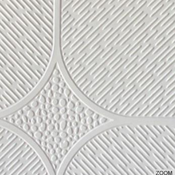 PVC Laminated Gypsum Ceiling Tile 595 X 595X 7mm Various Sizes