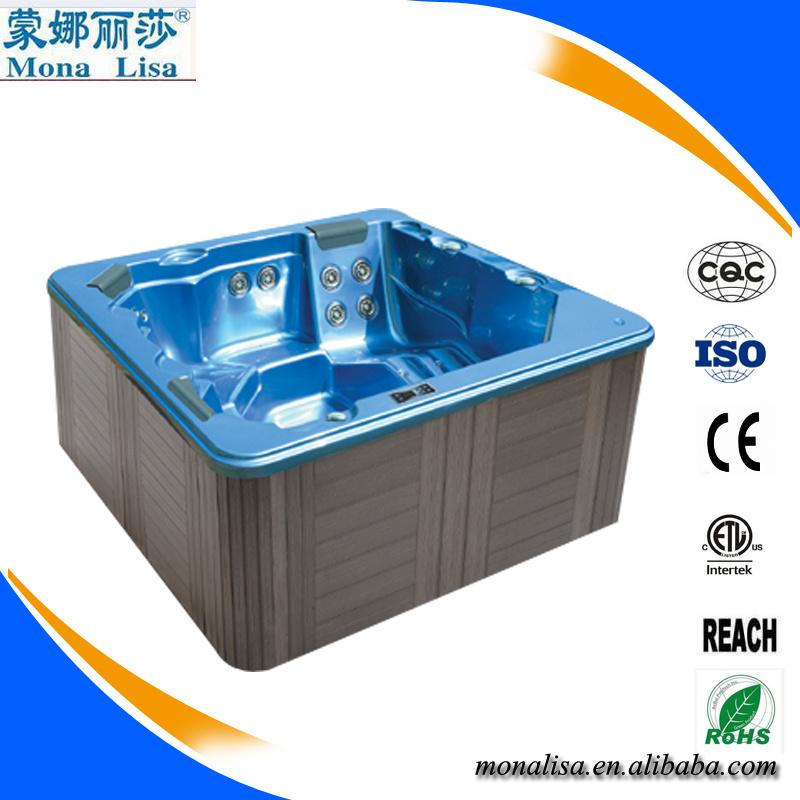 China 5 People Hot Tubs Outdoor Used SPA Massage Tub M-3327 - China ...