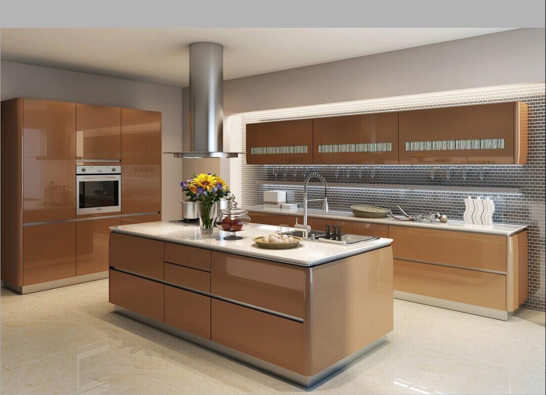 [Hot Item] Stainless Steel Modular Kitchen Portable Outdoor Kitchen