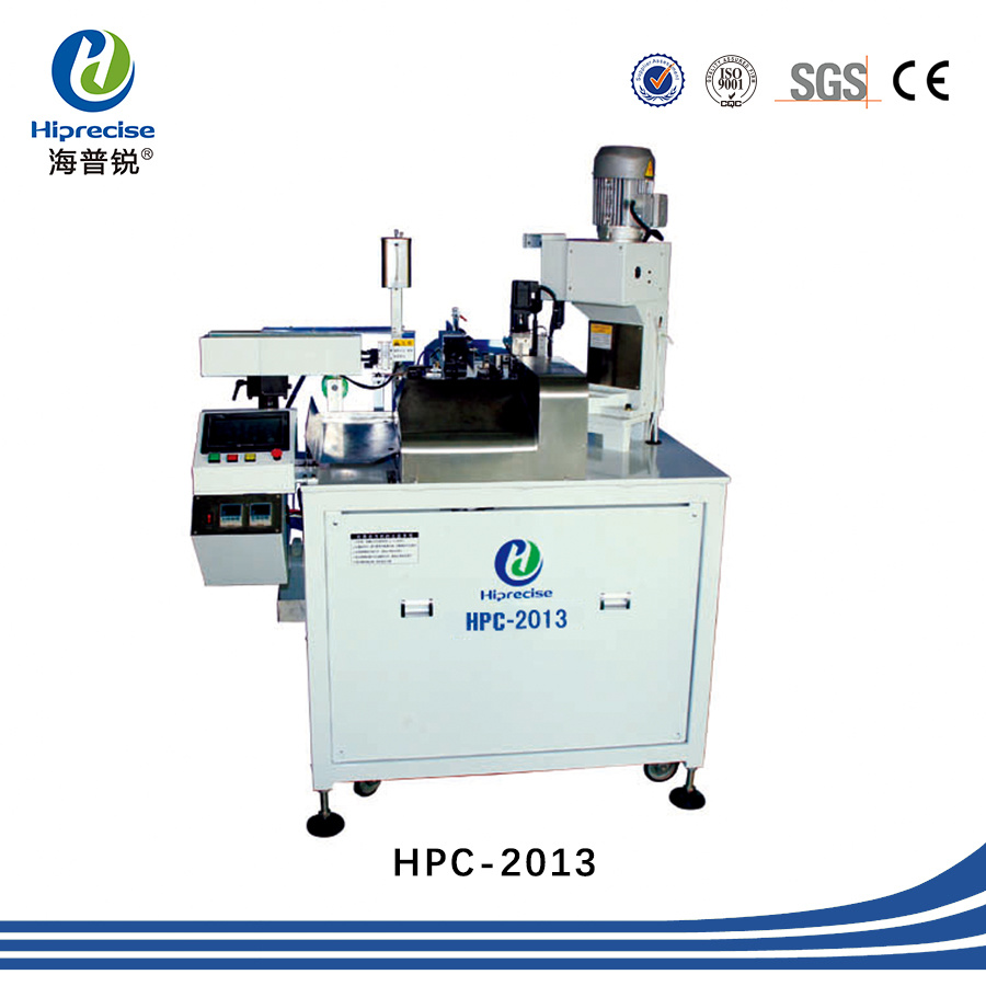 China Automatic Both Ends Crimping Wire Harness Processing Cutting Machine  Hpc-2023