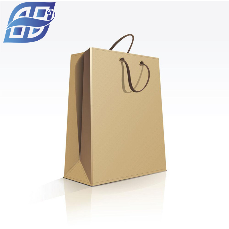 1730121c707 China Fast Supply Speed Dependable Quality Craft Recycled Kraft Paper Bag -  China Paper Bag