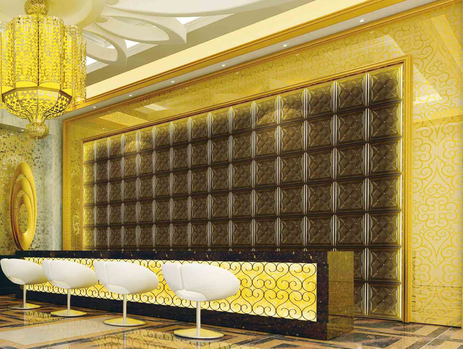 Awesome Heat Resistant Decorative Wall Panels Illustration - Art ...