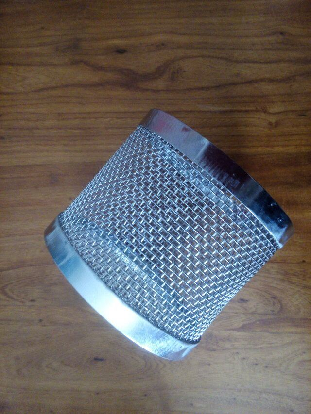 China 10 20 Micron 304 Stainless Steel Filter Wire Mesh Basket ...