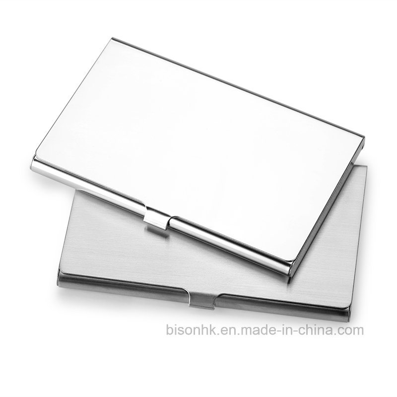China High Quality Custom Business Card Holder, Stainless Steel ...