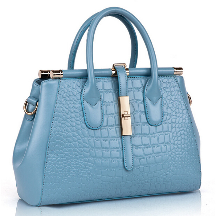 Fashion Ol Lady Bag Women Leather Handbags for Business pictures & photos