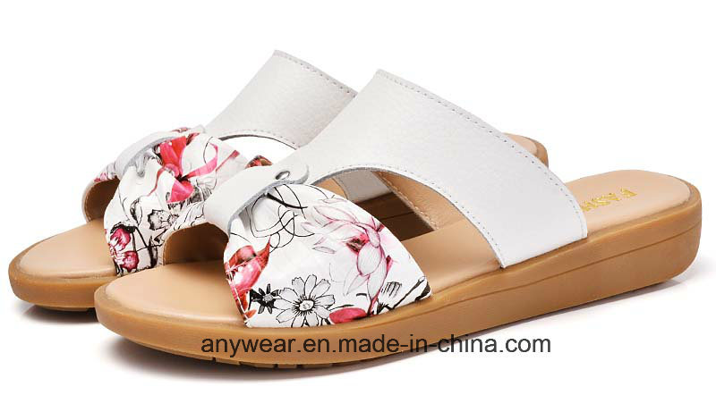 buy good buy best affordable price China New Design Fashion Ladies Footwear Women Slippers Sandal ...
