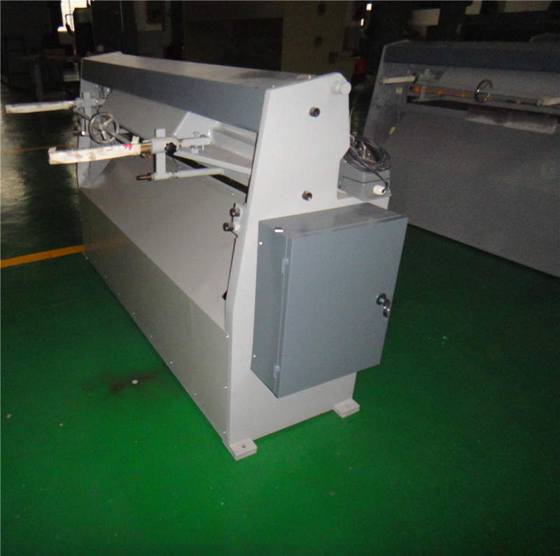 Bohai Brand Q11 Series Mini Guillotine Shear, Foot Operated Shear