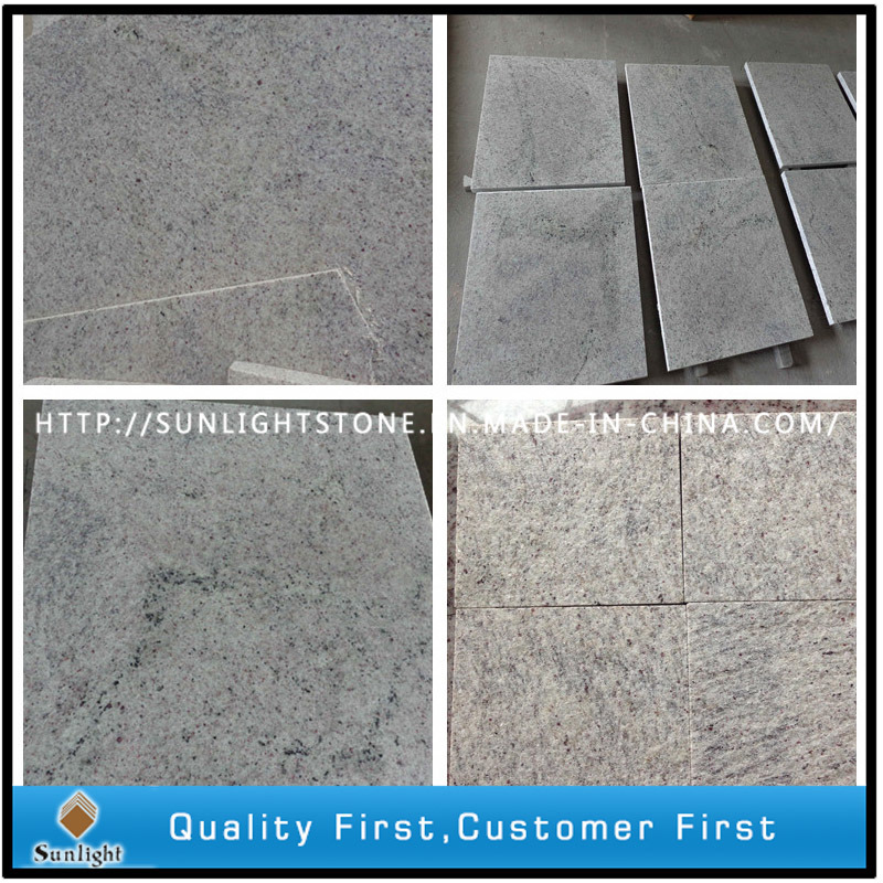China Cheap Polished India New Kashmir White Granite Wall Flooring