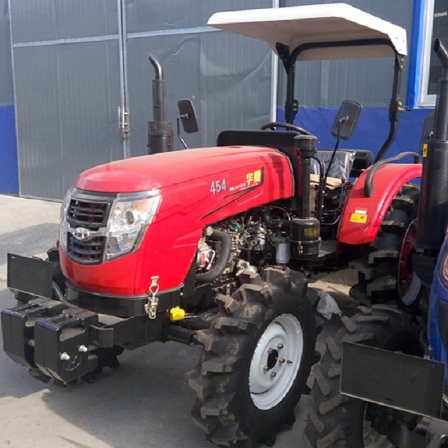 4wd Farm Uses Chinese Garden Tractor Best Price 45hp 4 Mechanic Manufacturers Mania China