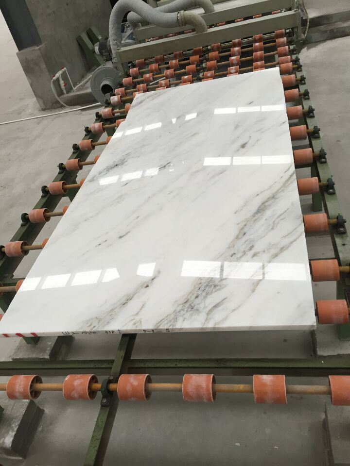 New Castro White Marble for Slab / Tile / Floor, Countertop pictures & photos