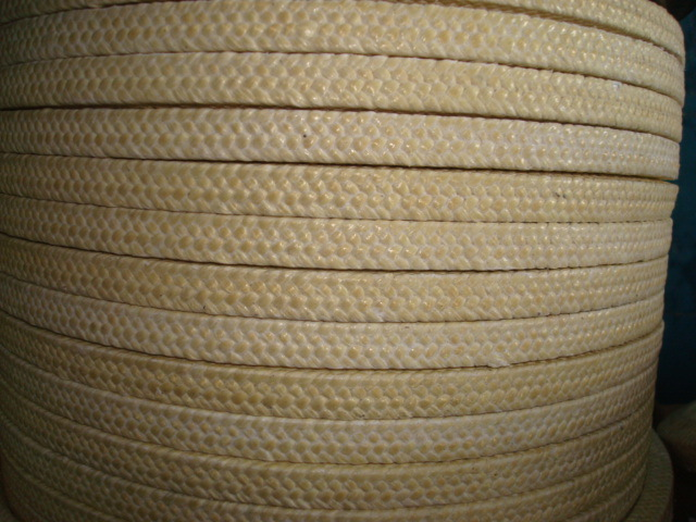 Kynol Fiber Braided Packing for Seals pictures & photos