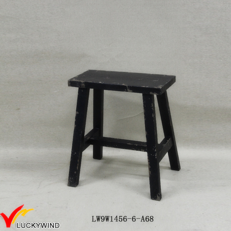Pleasant Chinese Style Bench Stool Handmade Wood Antique Rectangular Ncnpc Chair Design For Home Ncnpcorg