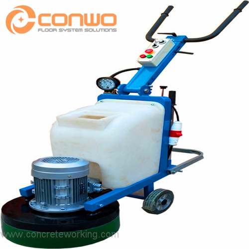 Hot Item Concrete Marble Terrazzo Floor Polishing And Grinding Machine