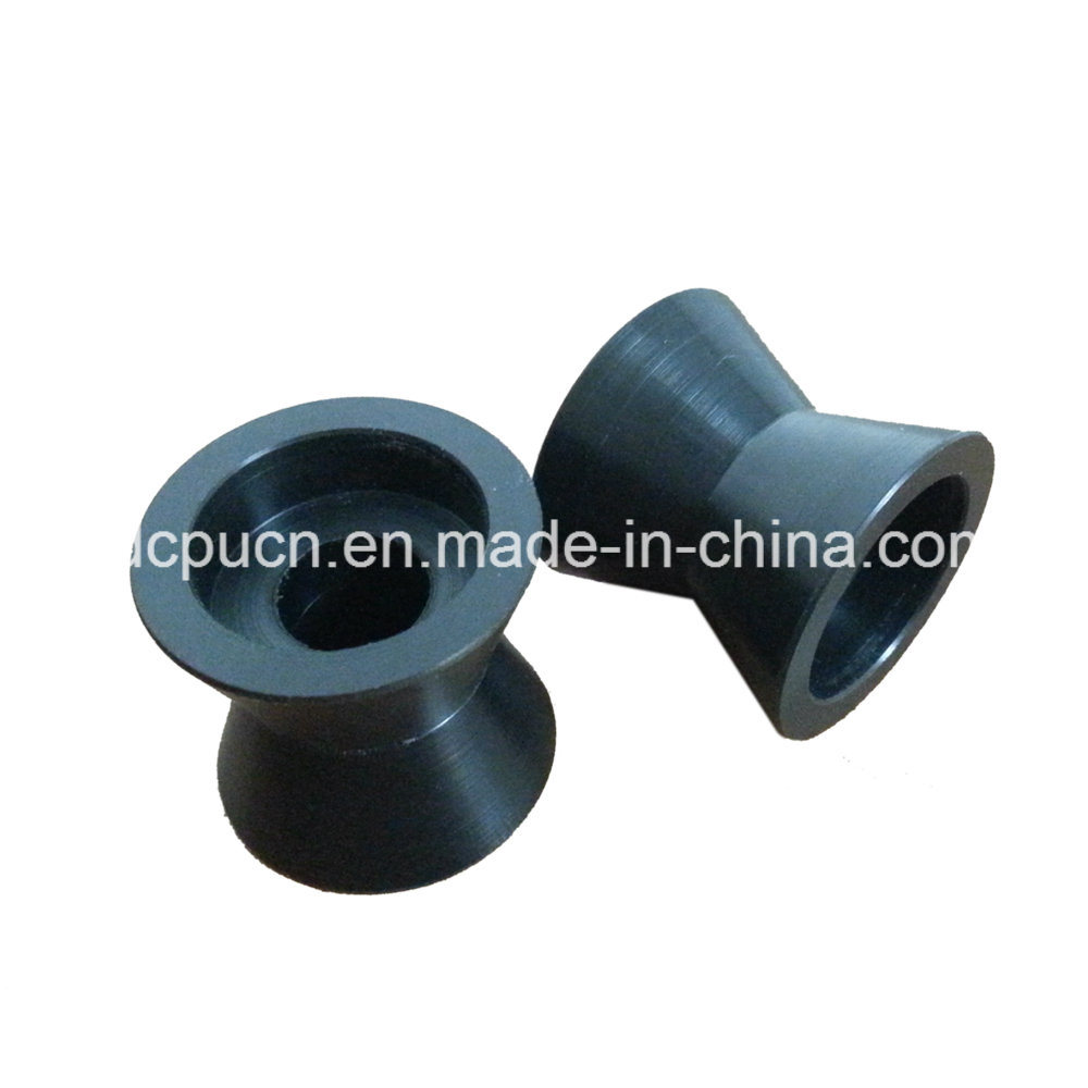 China High Precision Nylon POM Plastic Wire Cable Guide Pulley ...