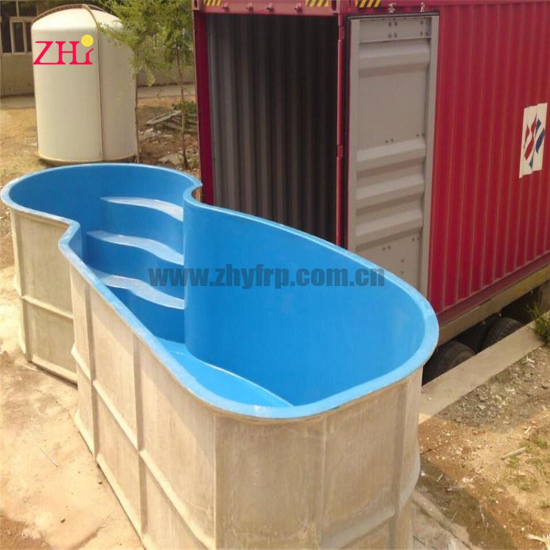 Fibergl Inground Home Swimming Pool