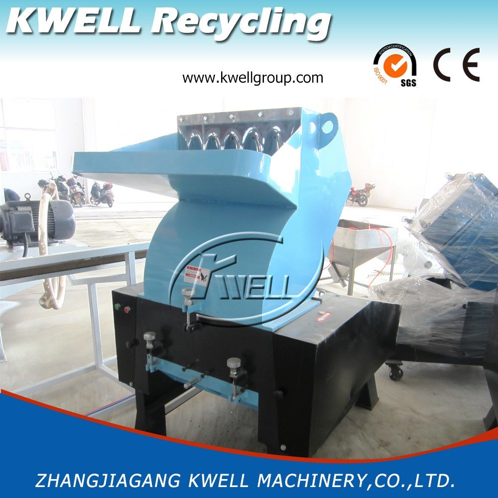 Factory Sale Film/Bag/Bottle/Paper Crushing Machine, PE/PP/Pet/ABS/PS Plastic Crusher pictures & photos