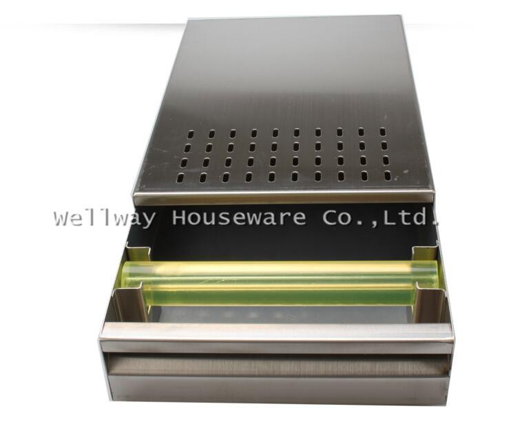 Hot Item Drawer Base Coffee Ground Knockbox For Espresso Coffee Knock Out